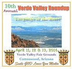 10th Annual Verde Valley Roundup Complete CD set with Workshops