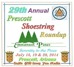 29th Prescott Shoestring Roundup CD Set
