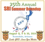 25th Annual SRI Summer Roundup; Scottsdale, AZ; August 2014
