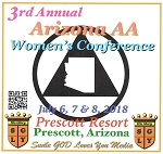 2018 Arizona AA Women's Conference - Prescott, AZ