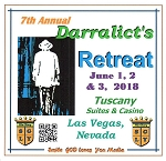 7th Annual 2018 Darralict's Retreat - CD Set