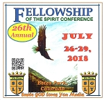 26th Annual Colorado Fellowship of the Spirit CD Set