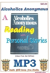 A Reading of the Big Book: Including the Personal Stories in MP3