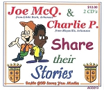 Joe and Charlie (Big Book Comes Alive) Share their Stories(2 CDs)