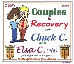 Chuck and Elsa C. From Laguna Beach, California