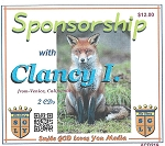 Sponsorship with Clancy I.