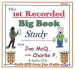 1st Recorded Big Books Study (1977) with Joe & Charlie P.    4 CD Set