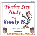 Twelve Step Study with Sandy B.