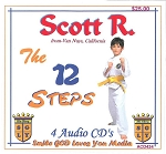 Scott R. Shares on the 12 Steps                4 CD Set