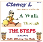 A Walk Through The Steps with Clancy I.