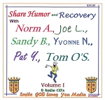 Share Humor and Recovery  Vol. I