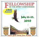 18th Annual Fellowship of the Spirit Complete CD Set
