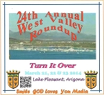 2014 West Valley Roundup CD Set