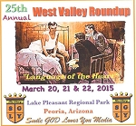 2015 West Valley Roundup CD Set
