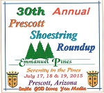30th Prescott Shoestring Roundup CD Set