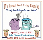 2007 West Valley Roundup CD Set
