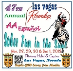 2013 Las Vegas Roundup - SPANISH AA -  Complete CD Set