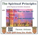 Spiritual Principles with Polly P. & Bob D.