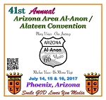 43rd  Annual Arizona Area Al-Anon/Alateen Convention            Flash Drive             2019
