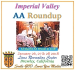 2018 Imperial Valley AA Roundup