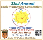 22nd Annual Dixie Winterfest Convention CD set