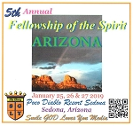 5th Annual Fellowship of the Spirit Arizona Flash Drive