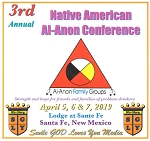 2019 3rd Annual Native American Al-Anon Conference