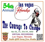 54th Annual Las Vegas Roundup - Complete Weekend CD 2020