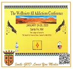 1st Wellbriety All Addictions Recovery Conference  Complete Set on CD's       01/24, 25, 26/2020                                2020AARC