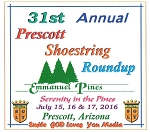 32nd Annual Prescott Shoestring Roundup 2017 CD Set   (COPY)