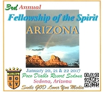 3rd Annual Fellowship of the Spirit Arizona CD Set