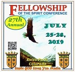 27th Annual Colorado Fellowship of the Spirit  Flash Drive