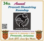 34th Annual Prescott Shoestring Roundup 2019 CD Set