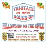 35th Annual Tri-State Roundup Complete Flash Drive     May 16, 17 & 18, 2019