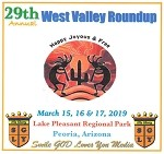 2019  29th Annual West Valley Roundup CD Set