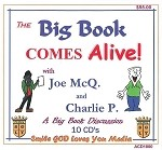 The Big Book Comes Alive with Joe McQ & Charlie P. on CD