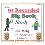 1st Recorded Big Books Study (1977) with Joe & Charlie P.