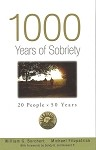 1000 Years of Sobriety Book