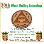2018  28th Annual West Valley Roundup CD Set