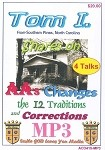 Tom I. Shares on AA's Changes, 12 Traditions & Corrections (download)