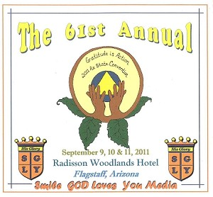 61st Annual AZ State Convention CD set