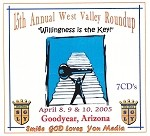2005 West Valley Roundup CD Set