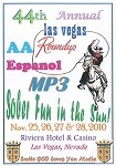 Las Vegas Roundup 2010 - Spanish AA - Complete Set in MP3 format