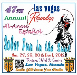 2013 Las Vegas Roundup -  SPANISH Al-Anon -  Complete CD Set