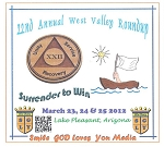 2012 West Valley Roundup CD Set