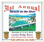 2019 32nd Annual Miracle on the River                          Lake Havasu City River Roundup; Complete Set