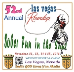 52nd Annual Las Vegas Roundup - Complete Weekend  MP3 Flash Drive