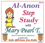 Twelve Step Study with Mary Pearl T.