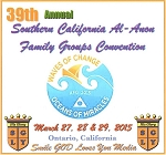 2015 Southern California Al-Anon Family Groups Convention CD Set