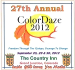 2012 27th Annual ColorDaze CD Set